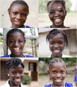 ONE GIRL Charity Girls