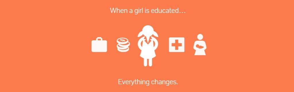 ONE GIRL charity