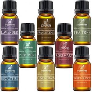 Art Naturals Top 8 Essential Oil Set