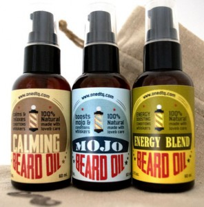 OneDTQ beard oils
