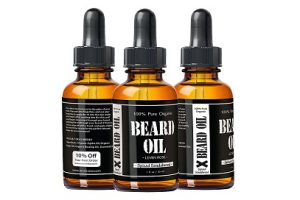 Leven Rose Spiced Sandalwood Beard Oil - featured