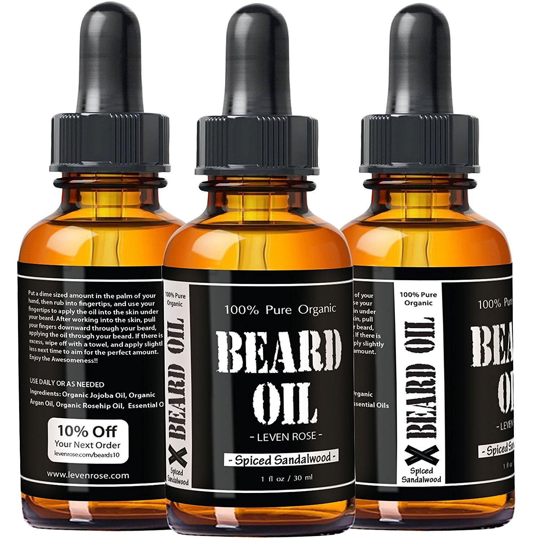 How to Make Homemade Beard Oil