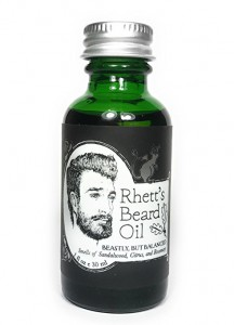 25th Cheapest Beard Oil