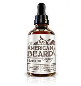 27th Cheapest Beard Oil