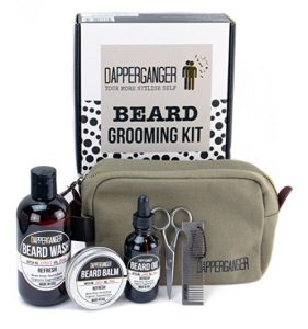 Dapperganger Beard Oil Kit