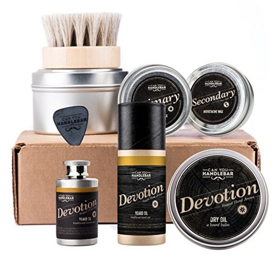 What's In Your Beard Oil Kit? Top 10 Items For Every Beardsman