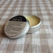 1 FL OZ of All Natural Beard Balm For Perfect Beard Styling