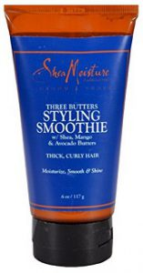 Beard Softener Products - Shea Moisture Three Butters
