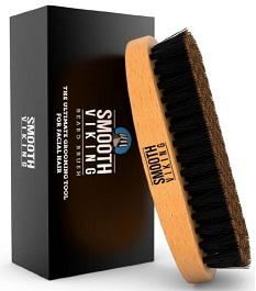 Beard Softener products - boar bristle beard brush