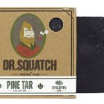 African American Beard Care Products - Dr. Squatch Pine Tar Soap