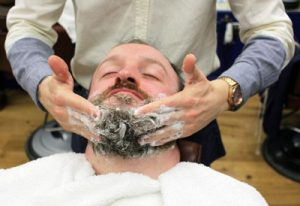 Does Shaving Make Your Beard Grow Thicker - Washing
