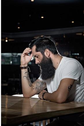 Easy Beard Oil Recipe - Beard Problems