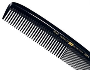 Beard Brushes and Combs - Rubber Beard Comb