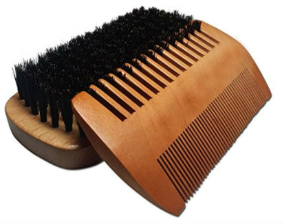 A Guide to Beard Brushes & Combs