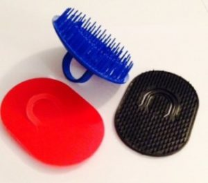 Beard Brushes and Combs - plastic Bristle Beard Brush
