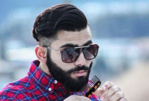 Combing Your Beard