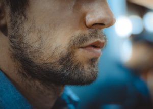 How to grow out a patchy beard