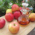 Apple cider vinegar for hair - featured