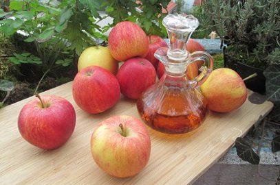 Surprising Hair Benefits of Apple Cider Vinegar