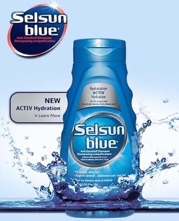 Remedy for ringworm in beard - Selsun blue